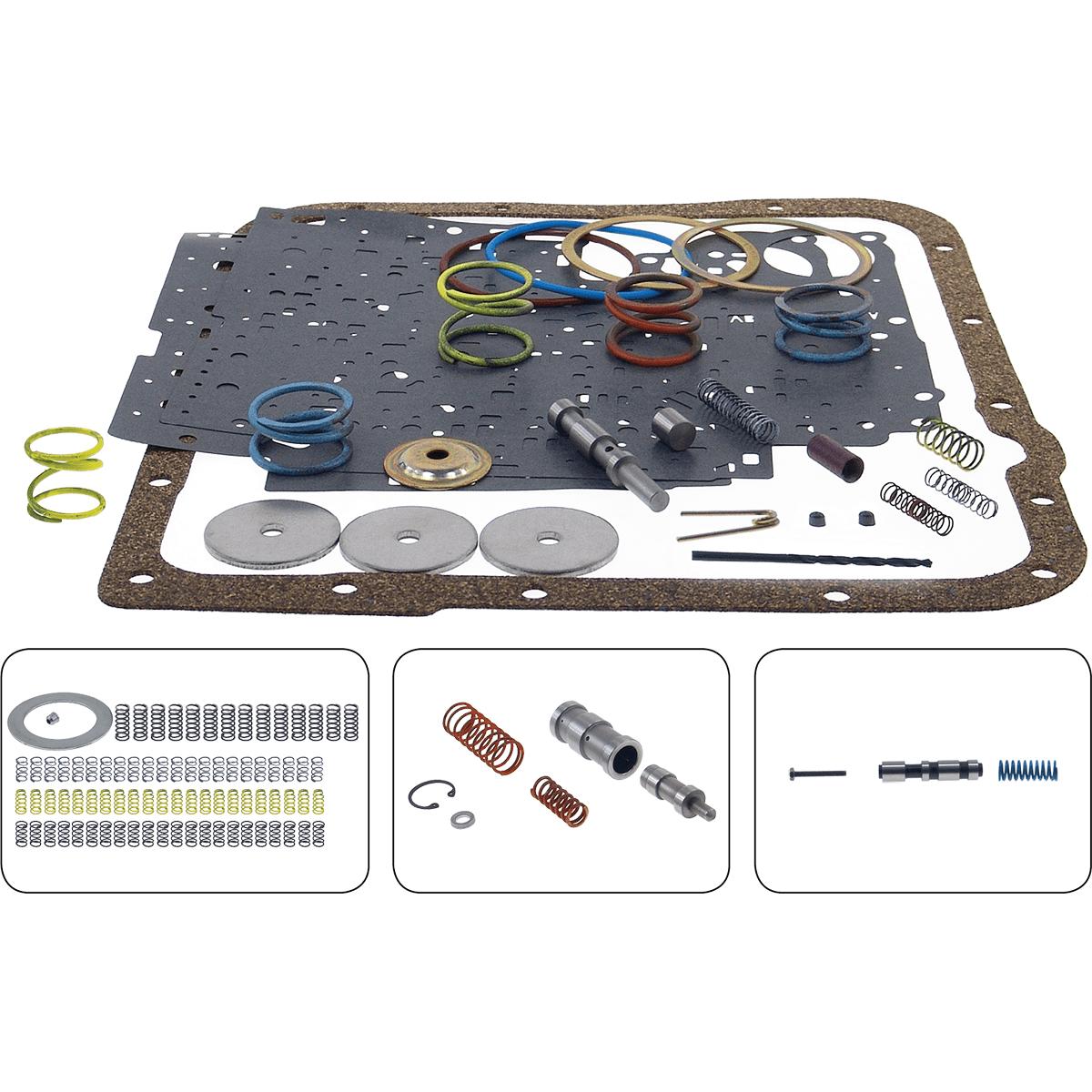 4l60 reprogramming gear command