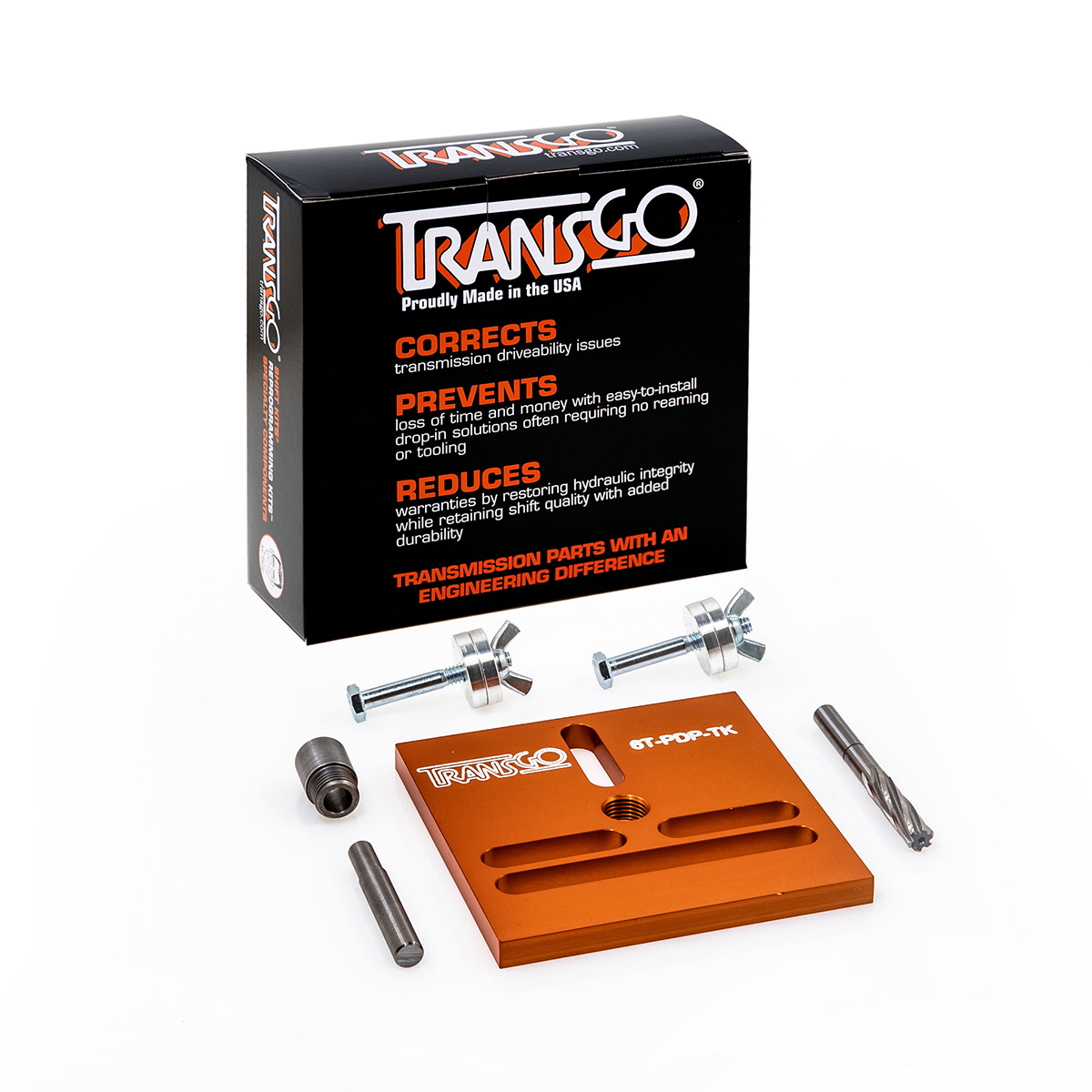 Pulse Dampener Tool Kit