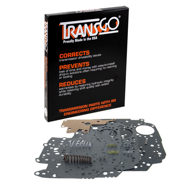 GM 250/250C, 350/350C SHIFT KIT® Valve Body Repair Kit