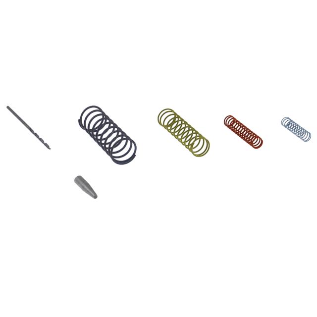 Ford 67-69 C4 SHIFT KIT® Valve Body Repair Kit