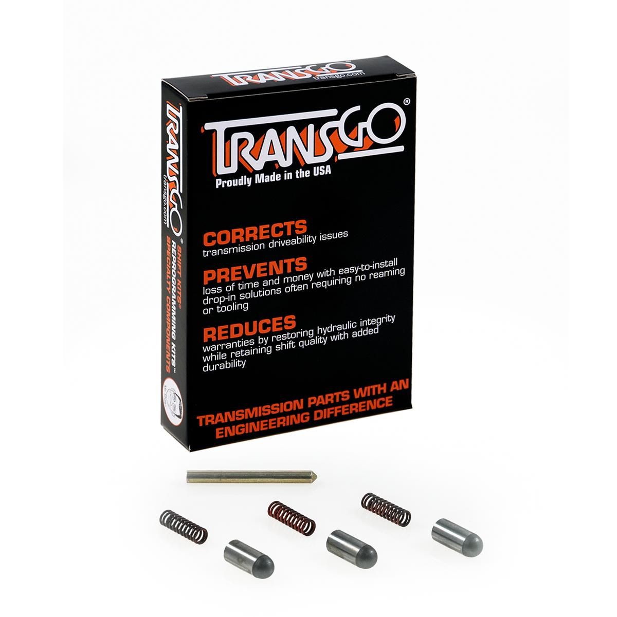 Transgo TFDETENT Detent Ball Bore Repair No