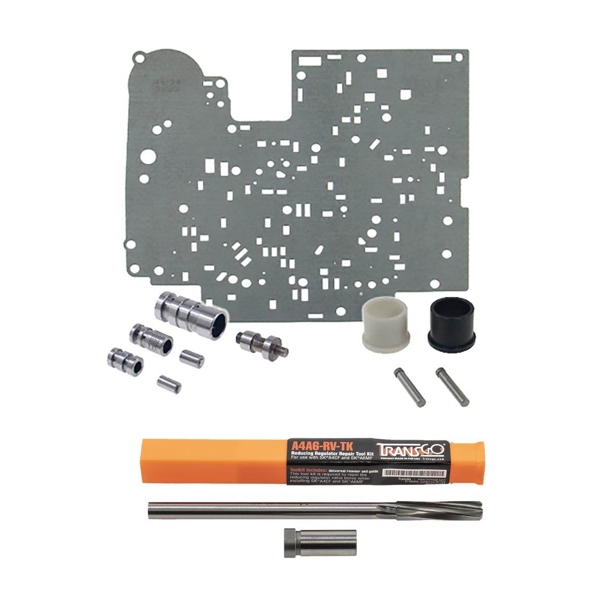 TransGo specialty components